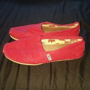 Tom's - Women's Canvas Classic Shoe